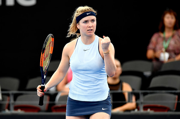 Elina Svitolina was in top form today | Photo: Bradley Kanaris/Getty Images AsiaPac