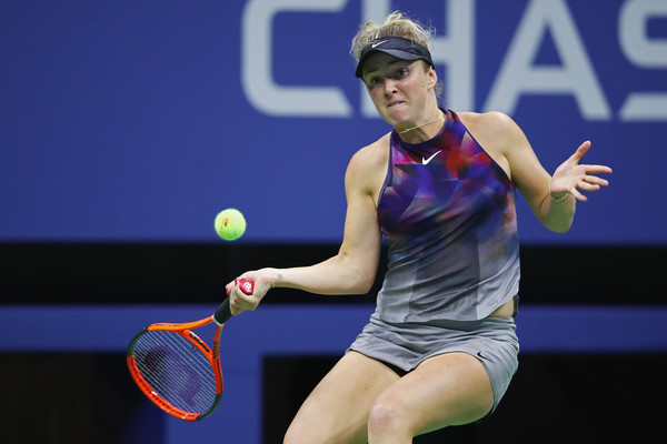 Elina Svitolina put up a tough fight to return level in the final set | Photo: Clive Brunskill/Getty Images North America