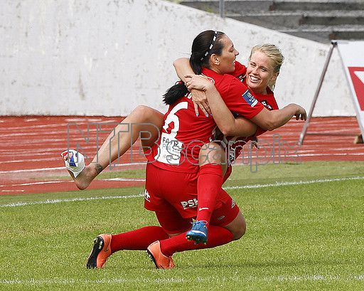 Elise Thorsnes, who scored in the CL game against Lyon, will hope her avaldsnes team can take all three points against Vålerenga