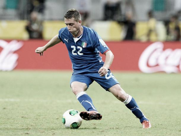 Giaccherini will be looking to impress as he weighs up his options for the future. (Photo: Getty)
