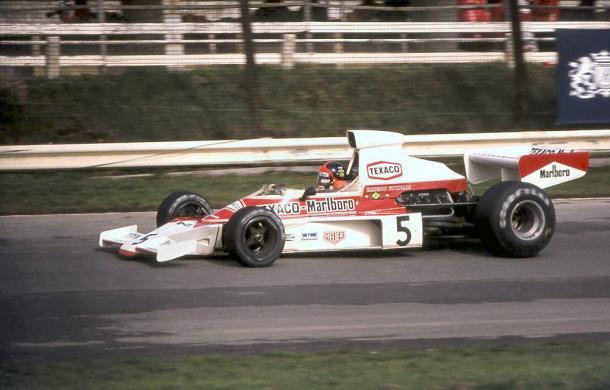 Carro de Fittipaldi em 1976 (Foto: Reprodução/F1)