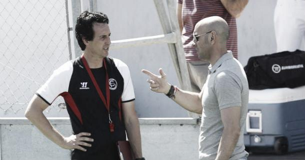 From the Ramón Sánchez Pizjuán Stadium to Goodison Park for Emery and Monchi? | Photo: SportAll