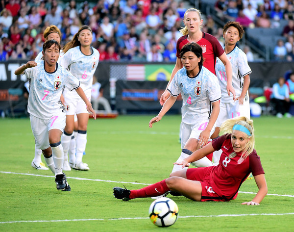 Emi Nakajima has been in great form for Japan | Source: Harry How-Getty Images