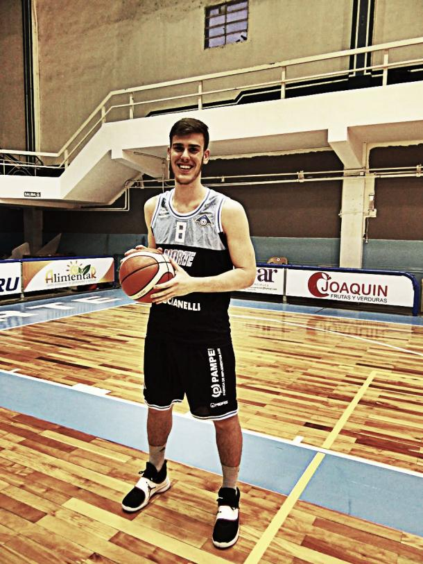 Emiliano Vives. Foto: La Liga