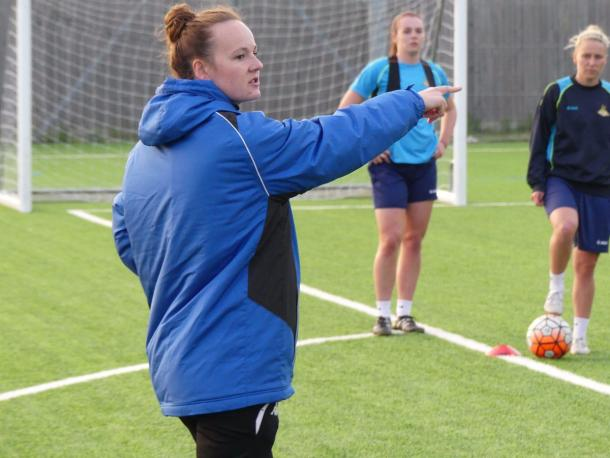 Coates will be at the helm of the Belles. | Image credit: Doncaster Belles