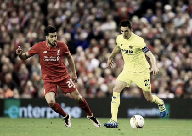 Emre Can had an outstanding performance against Villarreal. (Photo: PA Wire)