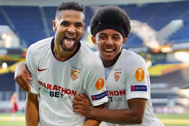 El Sevilla se encuentra especialmente motivado con ganar la Europa League. Foto: sevillafc.es