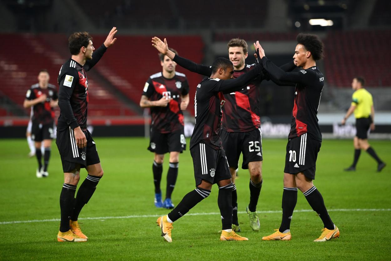 Twitter: Bayern de Múnich