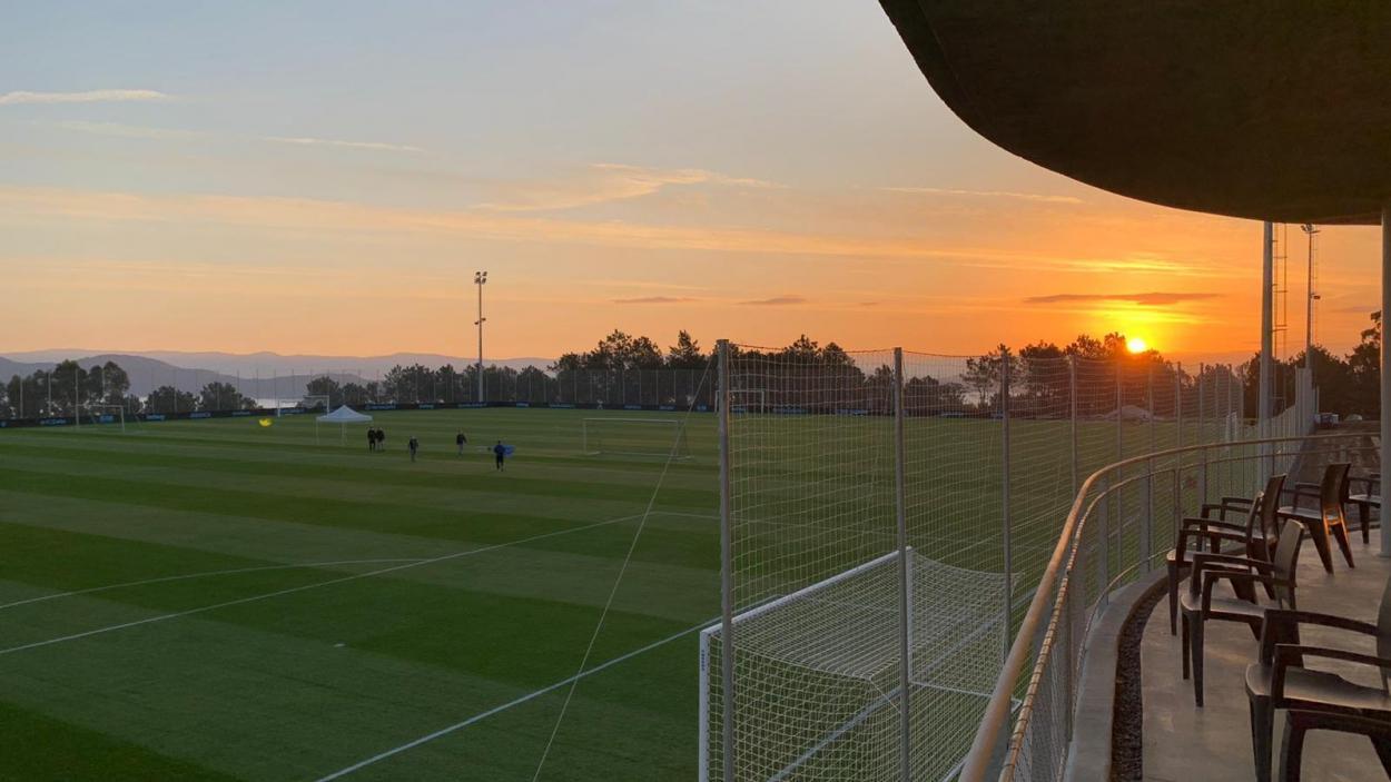 Vista de las instalaciones de la ciudad deportiva. | Foto: RC Celta.