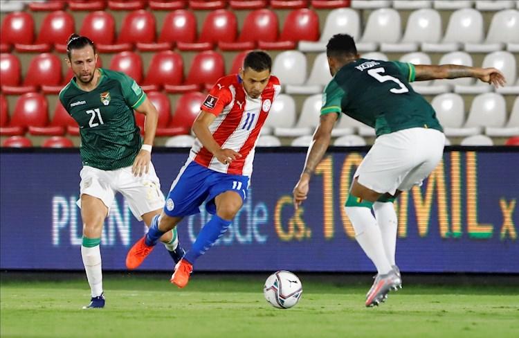 Paraguay y Bolivia igualaron 2-2 en la cuarta jornada. Foto: CONMEBOL.