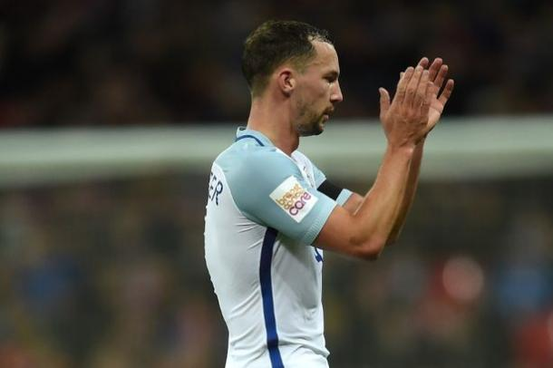 Drinkwater was awarded man of the match on his England debut. (Photo: Getty)