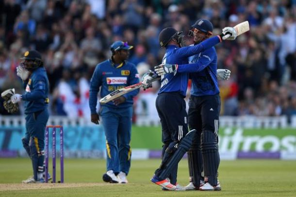 Roy and Hales can be a dangerous partnership (photo : Getty Images )