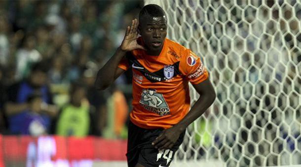 Enner Valencia, Clausura 2014 | Foto: Univisión