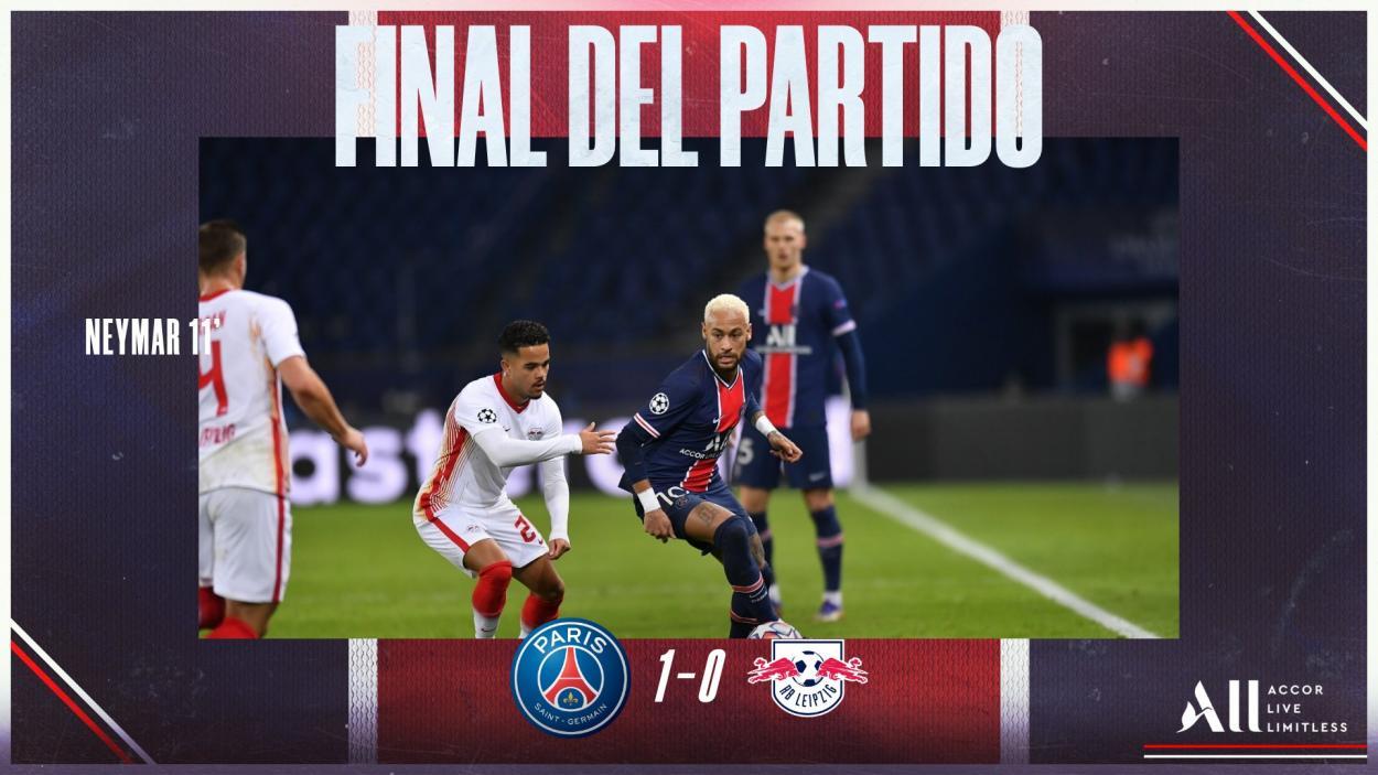 Twitter: Paris Saint - Germain oficial