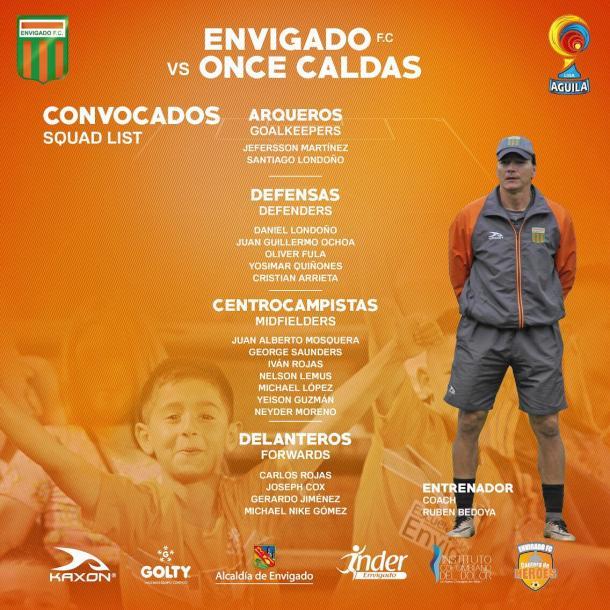 Tomada de: @EnvigadoFC