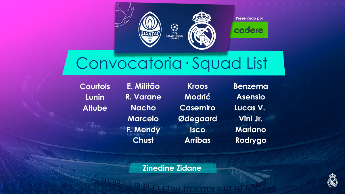 Twitter Oficial del Real Madrid CF