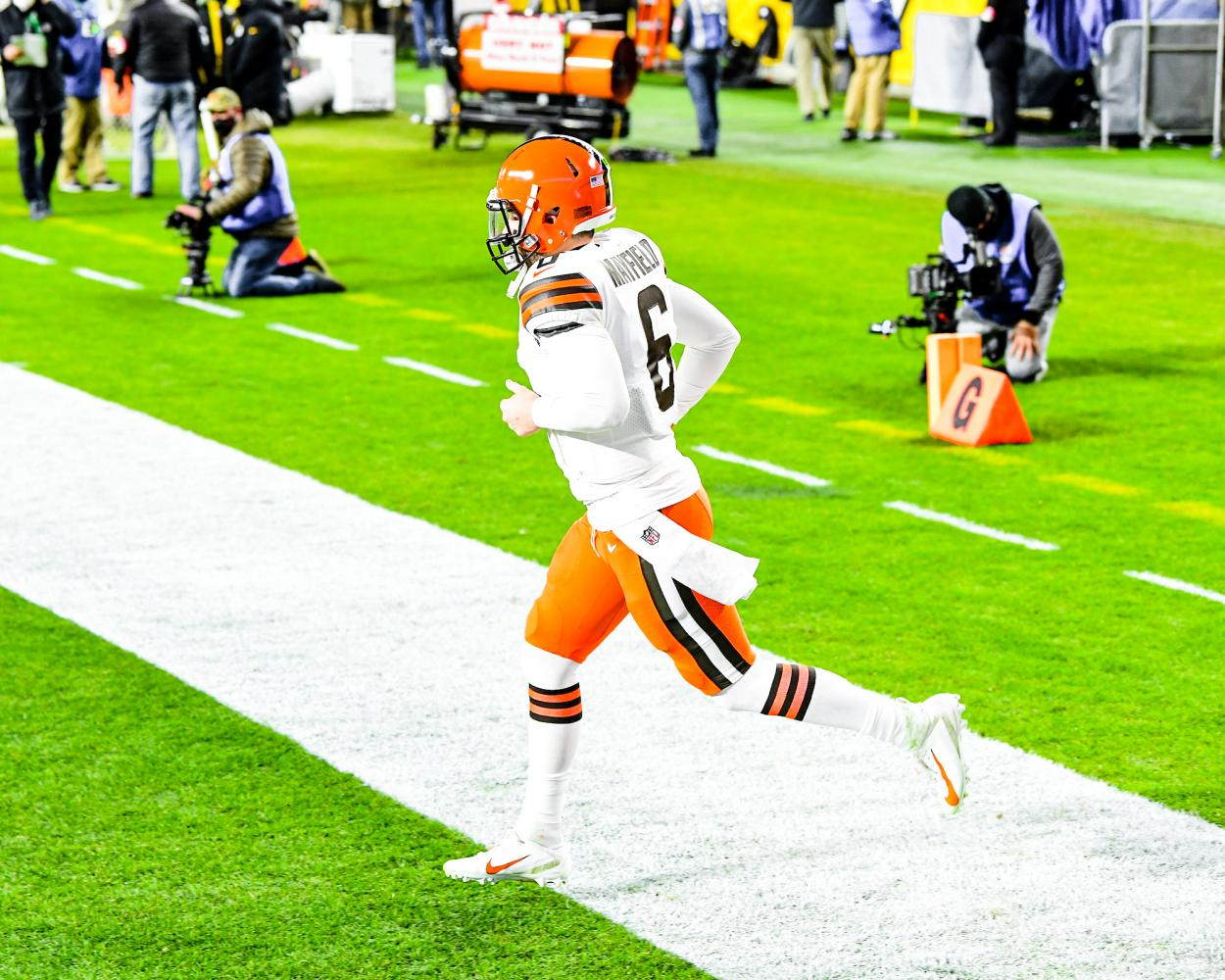 (Photo: Cleveland Browns)