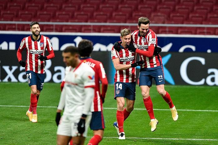 El Atlético de Madrid viene de coronarse campeón de invierno la jornada pasada. / Twitter: Atlético de Madrid oficial