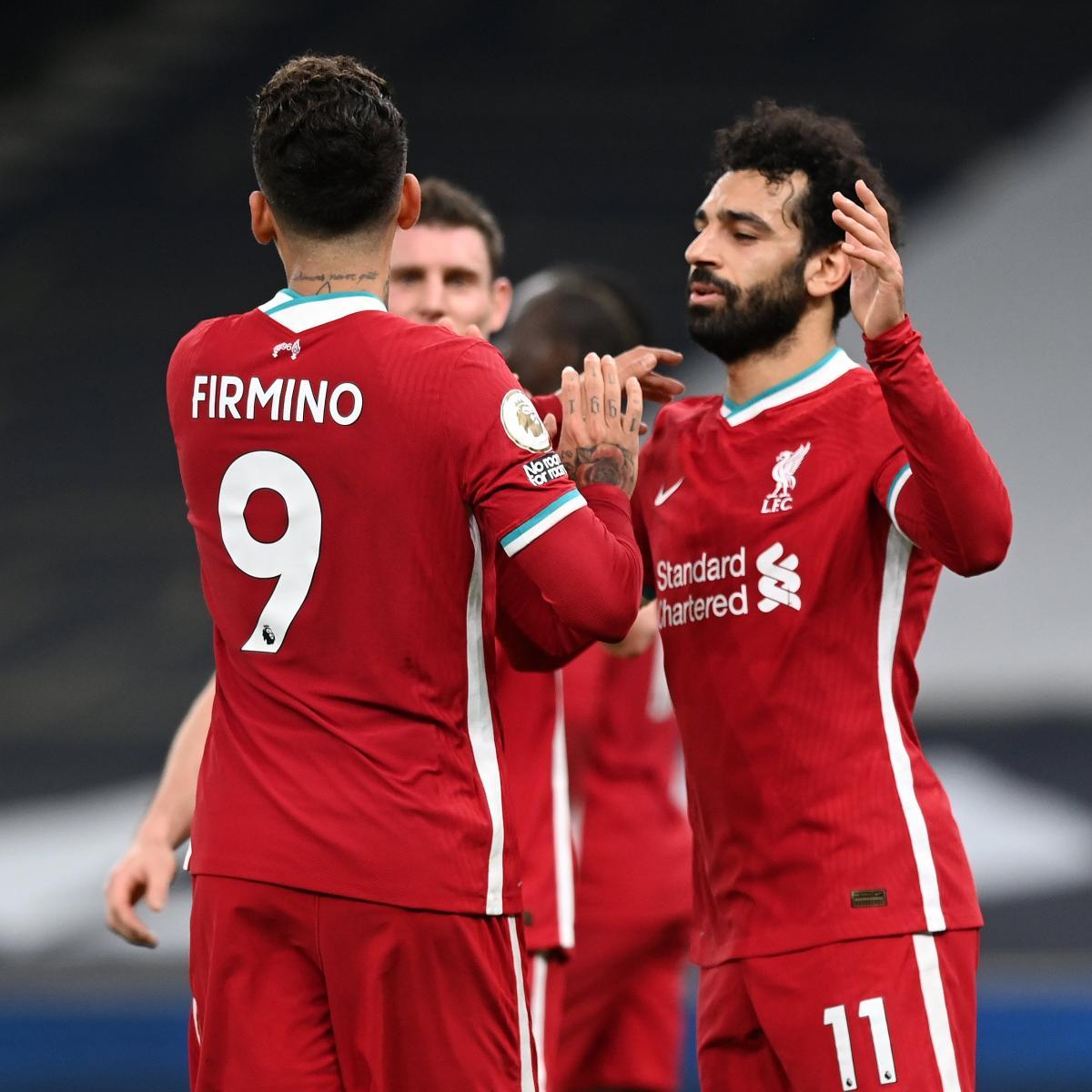 Roberto volvió a ser Firmino / FOTO: Liverpool FC