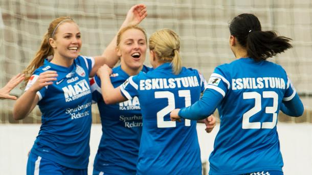 Can United be a thorn in Linköping's side? (Photo: Damallsvenskan)