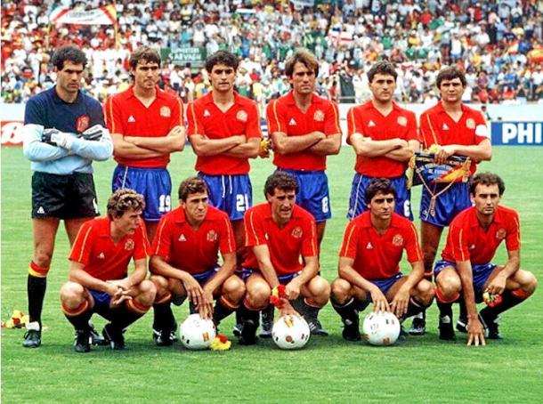 La vestimenta para el Mundial de México 1986 (equiposdefutbol2.blogspot.com.es)