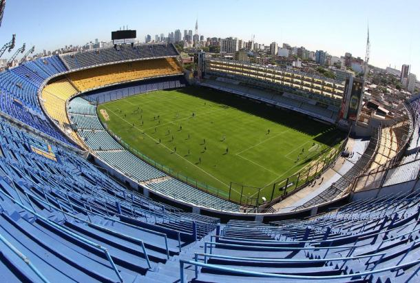 Foto: Fútbol 2x3.