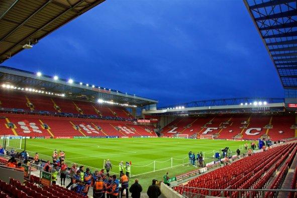 Image: Twitter Liverpool F.C.