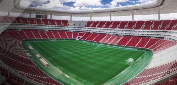 Foto: Estadio Chivas