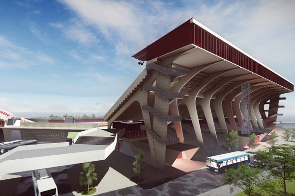 Así lucirán las dos nuevas cabeceras | Foto: Gobierno de Tlaxcala