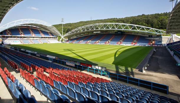 Estadio Kirkless - Foto: Huddersfield Town