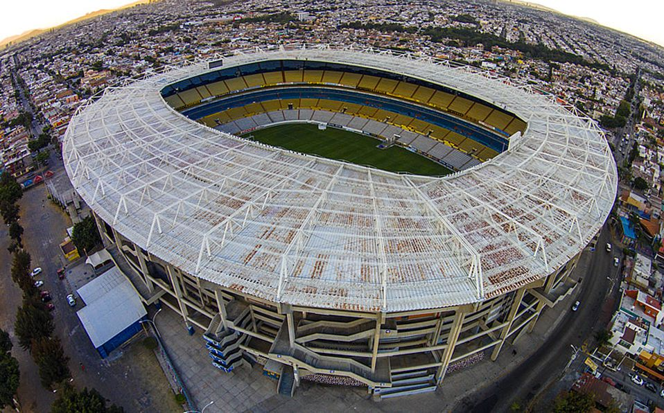 Photo: Estadios de Mexico