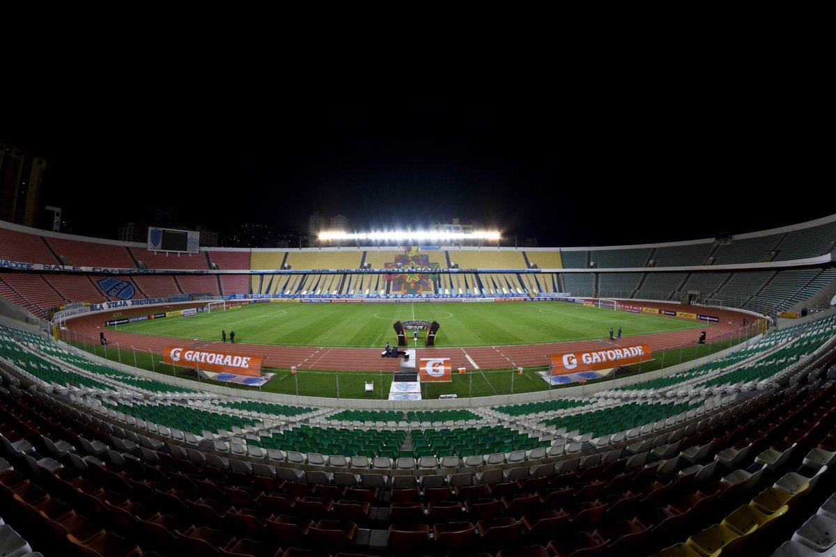 Image: Twitter CONMEBOL Libertadores