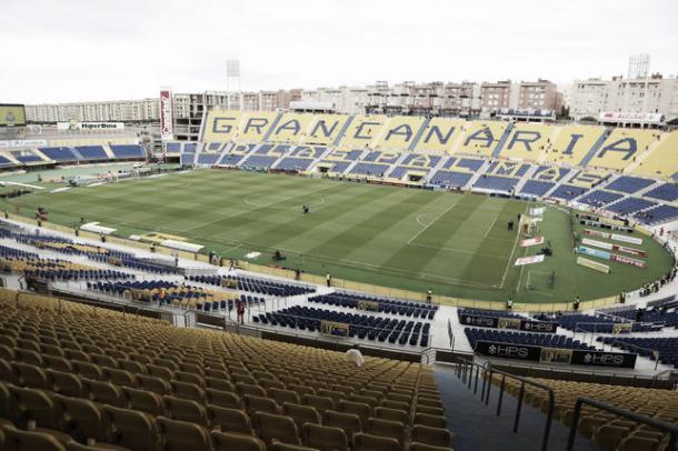 Vista del Estadio de Gran Canaria | Fotografía: eldiario.es