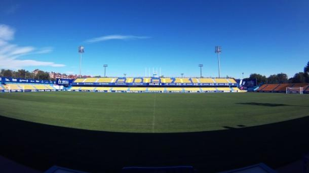 Estadio de Santo Domingo. | Foto: http://www.adalcorcon.com
