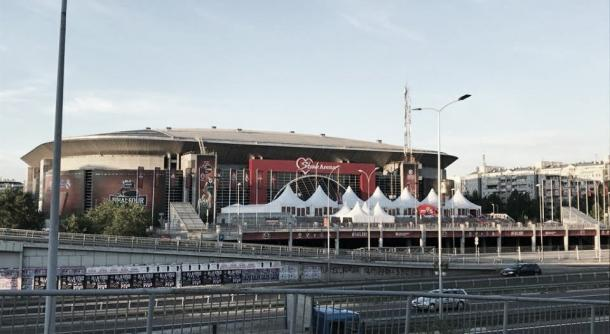 Vista del Stark Arena/ Foto:Jordi Valle Simó (Vavel.com)