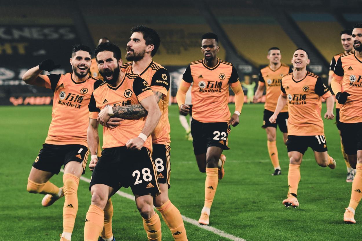 Los Wolves llevaban sin ganar desde el 15 de diciembre / Foto: Twitter @Wolves