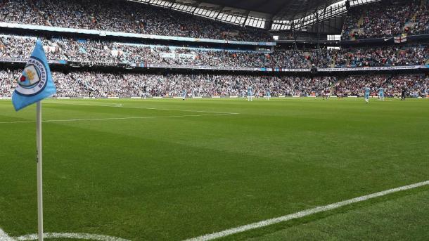 Etihad stadium, Manchester | Fotografía: Premier League