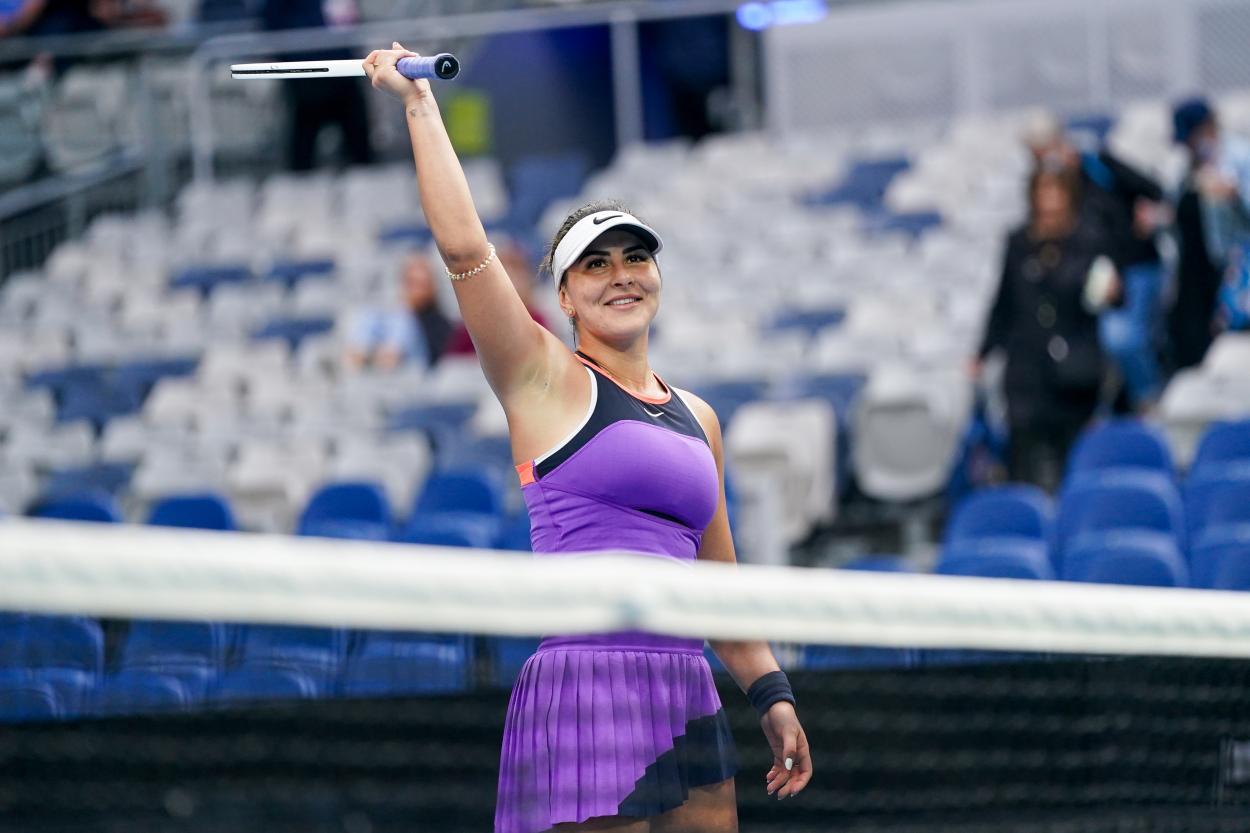 Bianca Andreescu   Foto: WTA