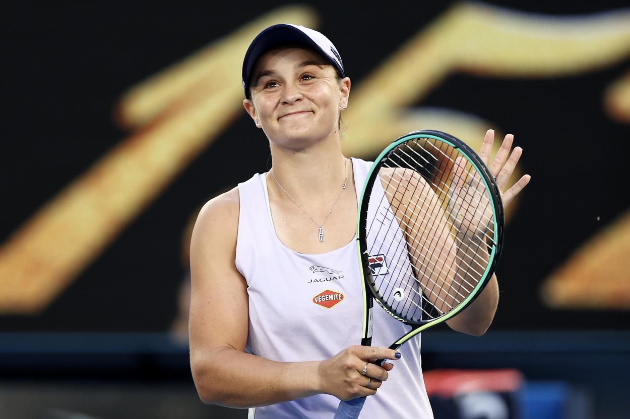 Ashleigh Barty   Foto: WTA
