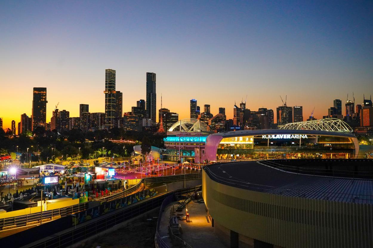 Melbourne Park | Foto: ATP