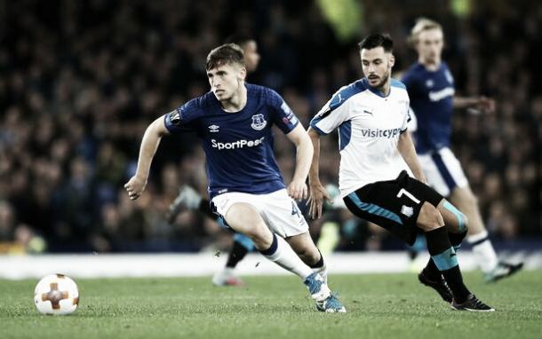 Everton y Apollon igualaron en el anterior partido | Foto: Europa League
