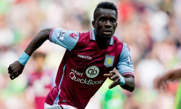 Gueye made 37 appearances for Aston Villa after joining from Lille in 2015. | Photo: Getty Images