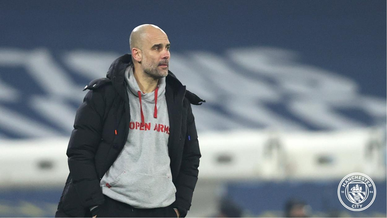 Twitter: Pep Team oficial