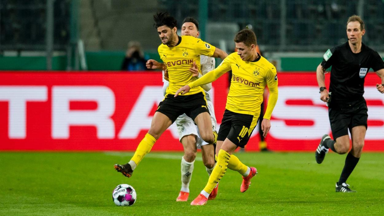 Twitter: Borussia Dortmund oficial