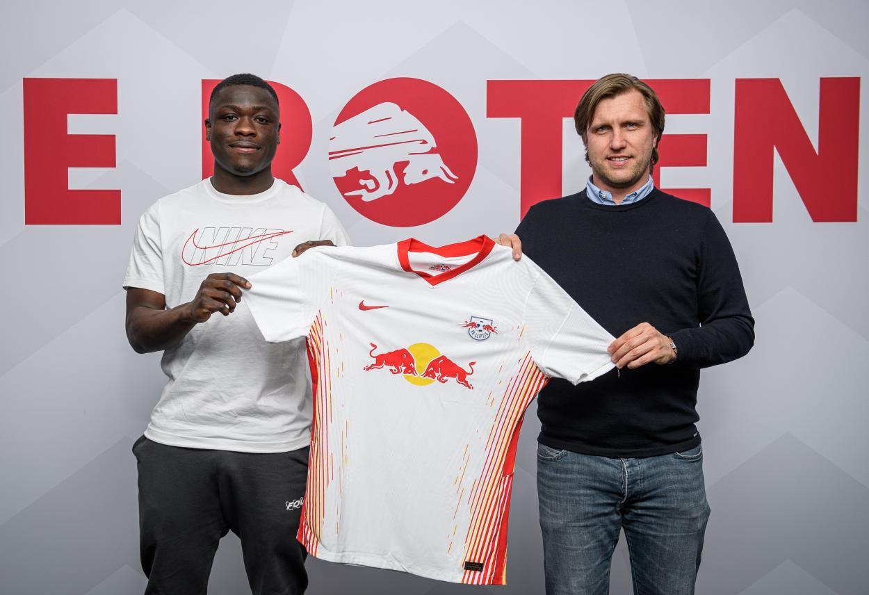 Twitter: RB Leipzig English oficial