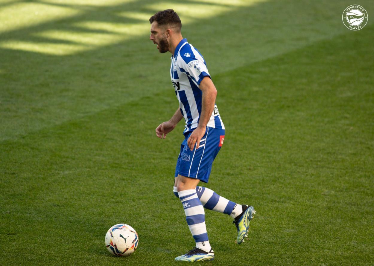 Twitter: Deportivo Alavés