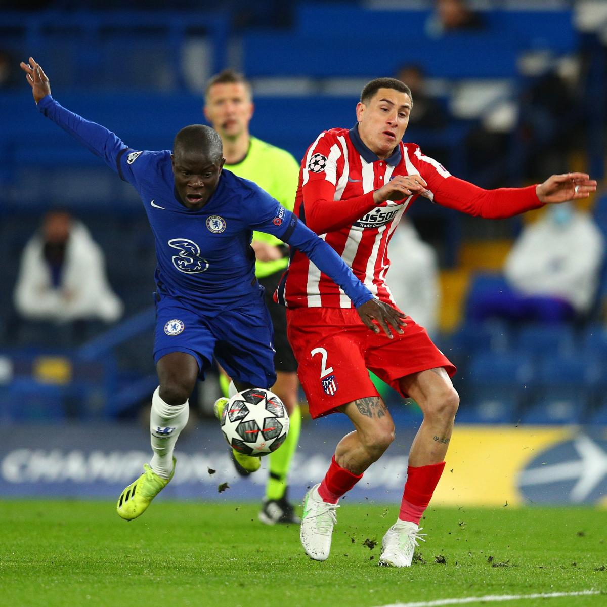 Kanté fue demasiado grande para el Atlético / FOTO: Chelsea FC