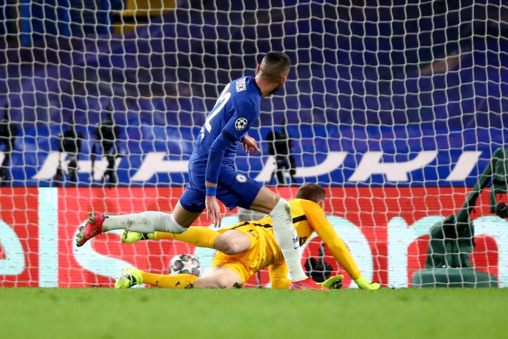 El Chelsea consiguió acceder a la siguiente ronda de la competencia. / Twitter: Liga de Campeones oficial