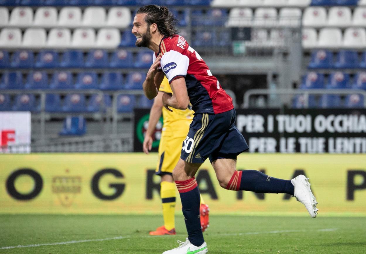 Divulgação/Cagliari Calcio