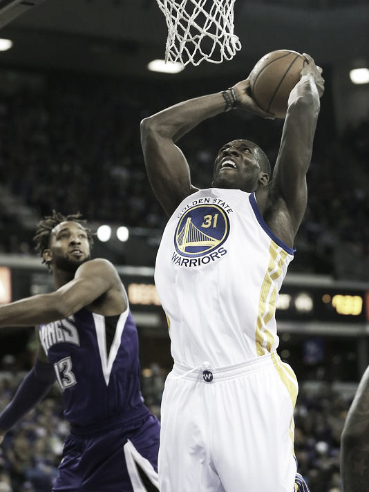 Festus Ezeli would be a good addition to the Orlando Magic. |  Photo: Associated Press